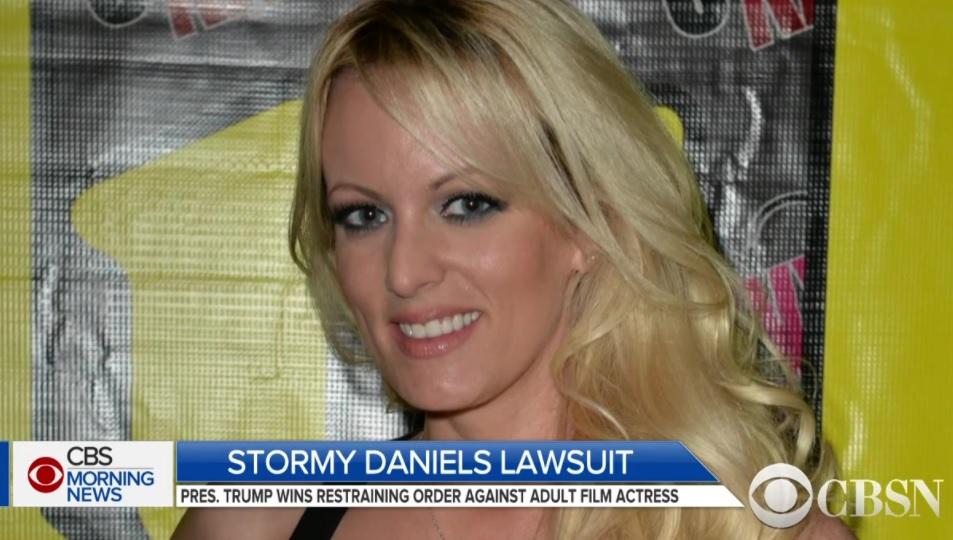 Luật sư tổng thống Trump kiện Stormy Daniels, đòi bồi thường 20 triệu USD