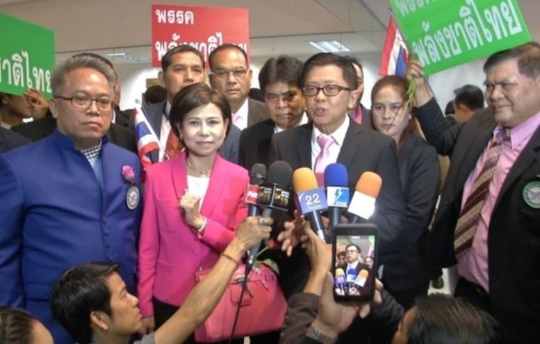Hàng chục chính đảng mới ghi danh tranh cử tại Thái Lan