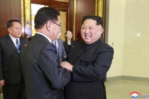 Lãnh tụ Bắc Hàn muốn thắt chặt bang giao và ký kết thoả ước với Nam Hàn