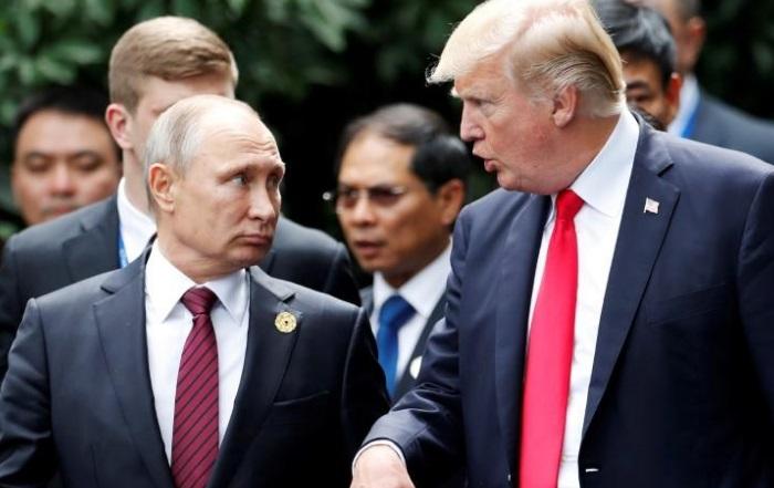 Hoa Kỳ đã đối đầu với Nga trước khi trục xuất 60 nhà ngoại giao