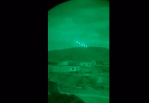 Trực thăng Thổ Nhĩ Kỳ oanh kích lực lượng thân chính phủ Syria ở Afrin