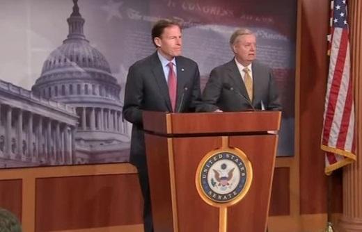 Hai thượng nghị sĩ giới thiệu dự luật cấm súng đối với người có thể gây nguy hiểm