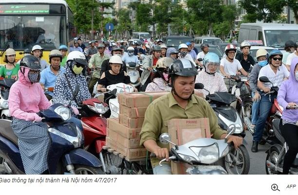 Kẹt xe và kẹt chính trị (Viết Từ Sài Gòn)