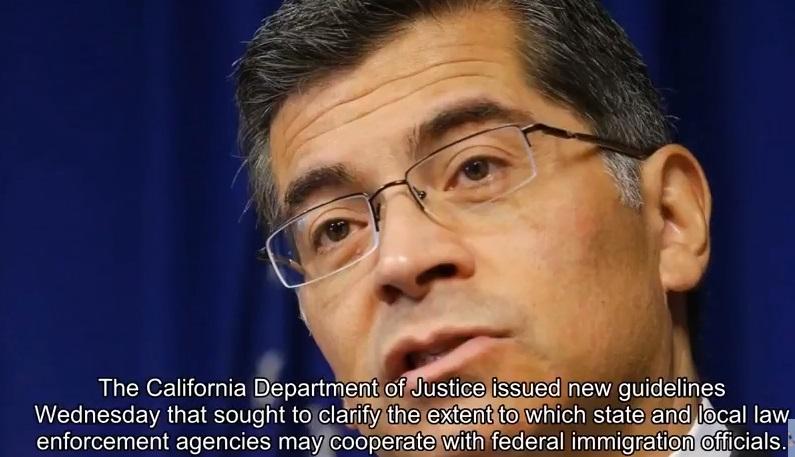 California phát hành hướng dẫn mới cho phép cảnh sát địa phương hợp tác với ICE