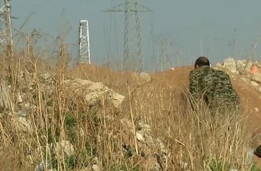 Quân đội Syria tiếp tục tấn công mạnh quân nổi dậy ở Ghouta