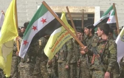 Thổ Nhĩ Kỳ yêu cầu Hoa Kỳ ngăn cản các tay súng người Kurd tiến về Afrin
