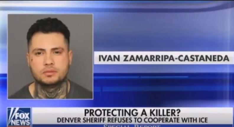 Truy nã di dân bất hợp pháp cán chết người nhưng được nhà tù Denver phóng thích