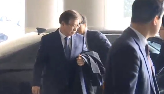 Lãnh đạo tình báo Nam Hàn sang Hoa Kỳ, Nhật, Trung Cộng, Nga thông báo kết quả hội đàm với Kim Jong Un
