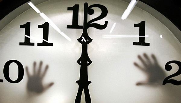 Thông báo đổi giờ
