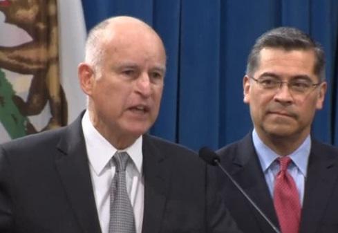 Thống đốc Jerry Brown: liên bang muốn tuyên chiến với tiểu bang California