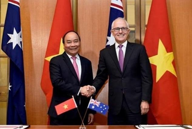 Việt Nam 'đối tác chiến lược' với Úc để làm gì? (Thường Sơn)