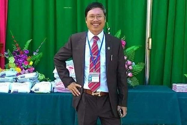 Nhà bất đồng chính kiến Đào Quang Thực nhập viện vì bị ngược đãi trong tù