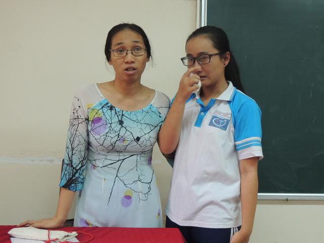 Một cô giáo ở Sài Gòn bị kỷ luật vì 'không nói suốt ba tháng'