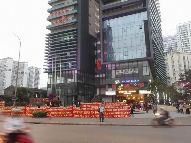 Hàng loạt chung cư Hà Nội phản đối chủ đầu tư sau vụ cháy chung cư ở Sài Gòn