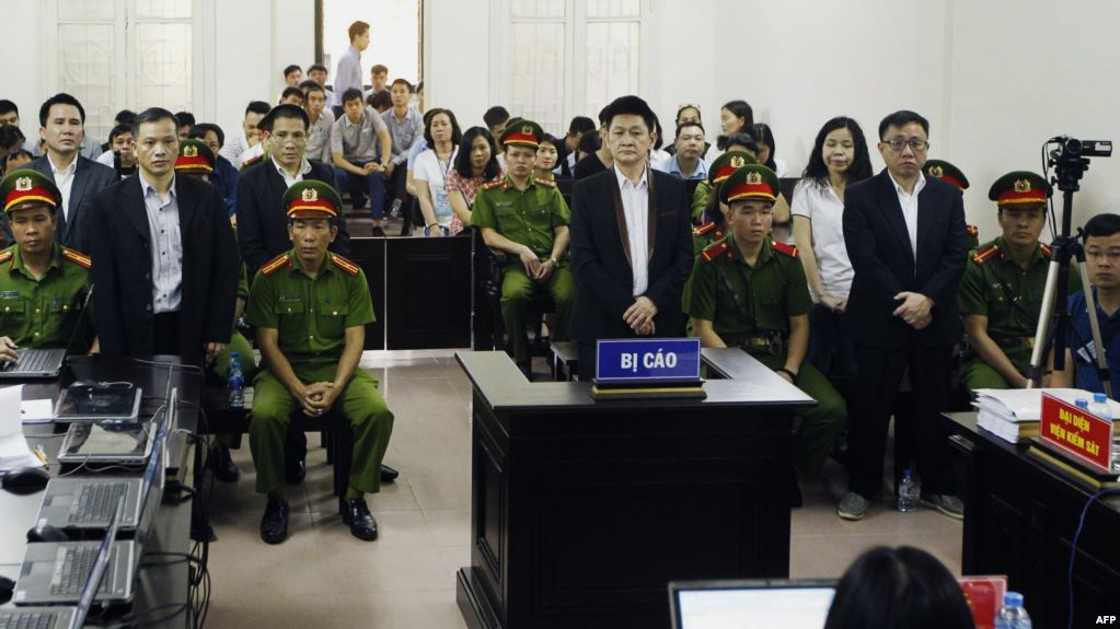 Phóng Viên Không Biên Giới kêu gọi EU phủ quyết FTA với Việt Nam sau vụ xử 6 nhà hoạt động