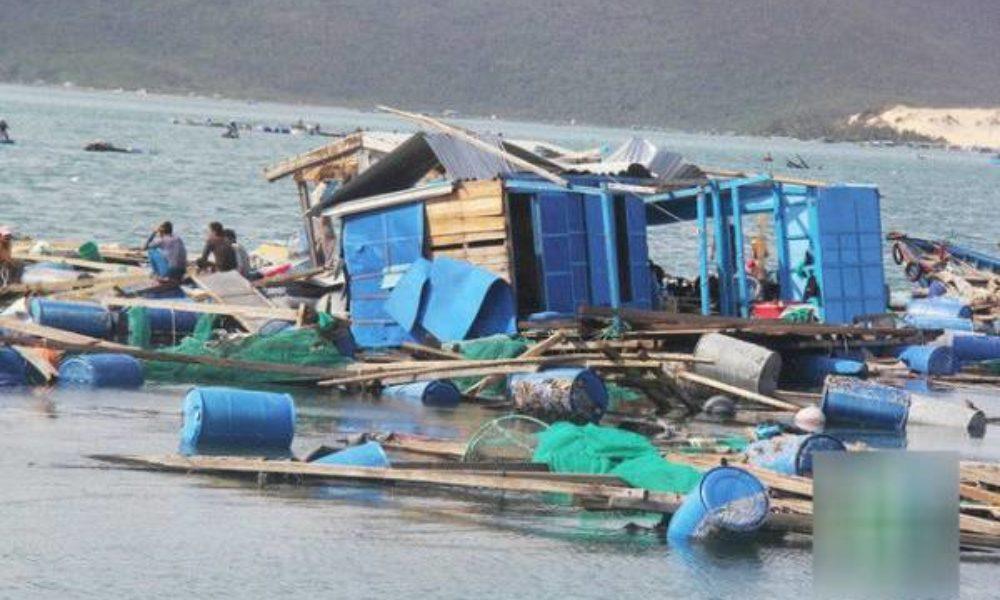 Do nhiều khuất tất, Khánh Hòa dừng hỗ trợ thiệt hại bão Damrey