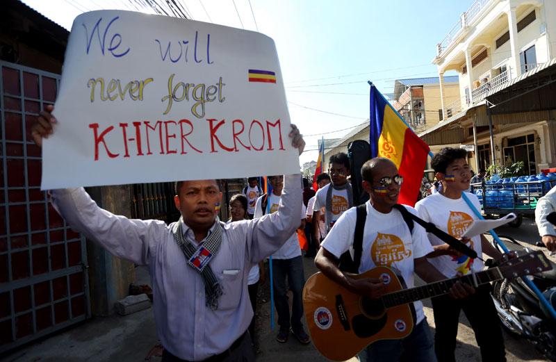 UNPO và Liên Đoàn Kampuchea-Krom họp tại Paris về vi phạm nhân quyền ở Việt Nam