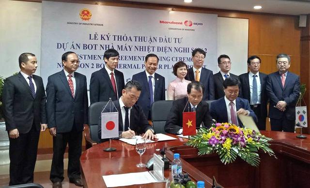 8 ngân hàng quốc tế tài trợ dự án nhiệt điện Nghi Sơn 2 bất chấp vấn đề môi trường