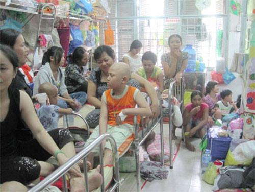 250 người Việt tử vong mỗi ngày do ung thư