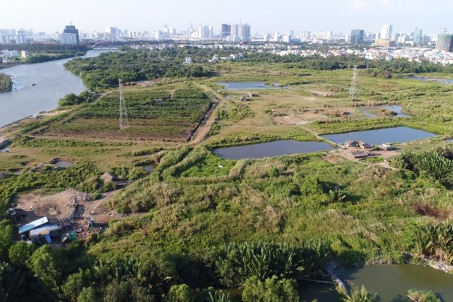 Điều tra vụ bán đất công ở Sài Gòn giá rẻ cho công ty Quốc Cường Gia Lai