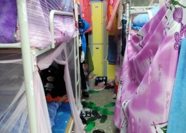 Hàng trăm công nhân Việt Nam biểu tình buộc Đài Bắc giải quyết tình trạng cư trú