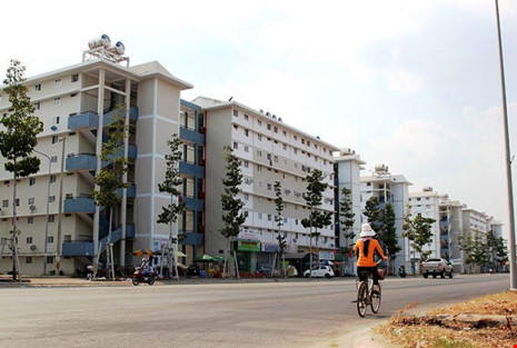 Công ty địa ốc Trung Cộng đề nghị Việt Nam cho sở hữu nhà 100 năm