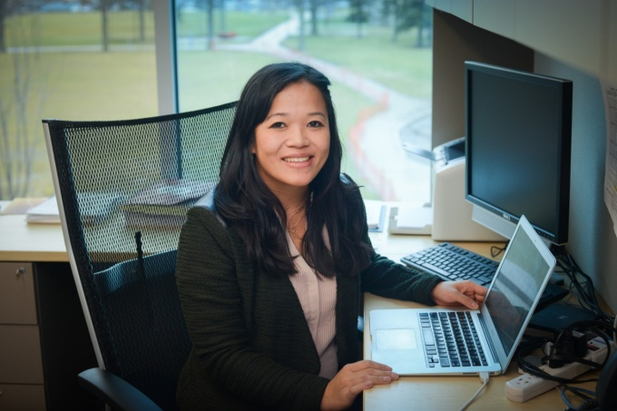 Nữ giáo sư gốc Việt nhận giải sự nghiệp trị giá $500,000 của Quỹ Khoa Học Quốc Gia