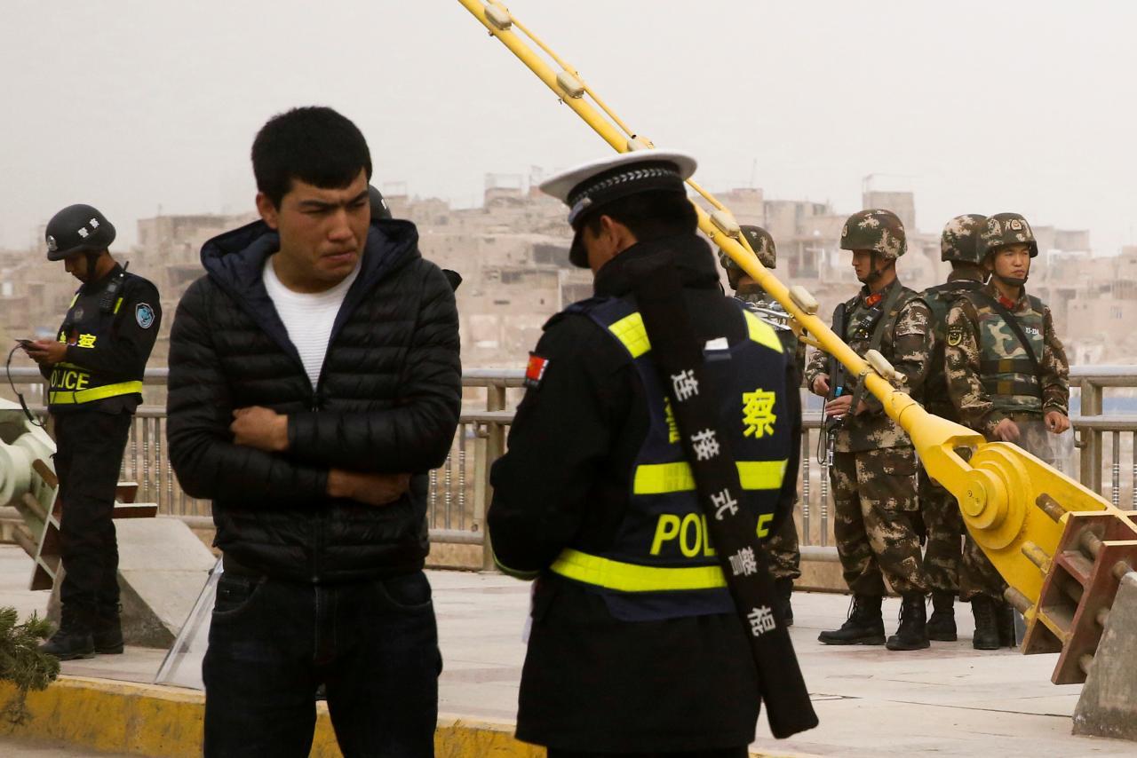 Hoa Kỳ cân nhắc trừng phạt viên chức Trung Cộng đàn áp người Duy Ngô Nhĩ