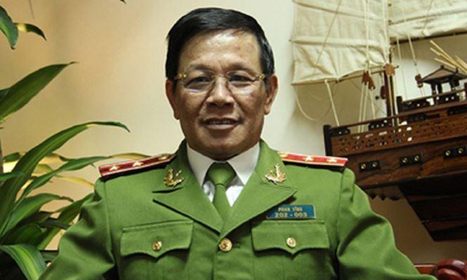 Trung tướng công an CSVN Phan Văn Vĩnh bị bắt liên quan đường dây đánh bạc nghìn tỉ