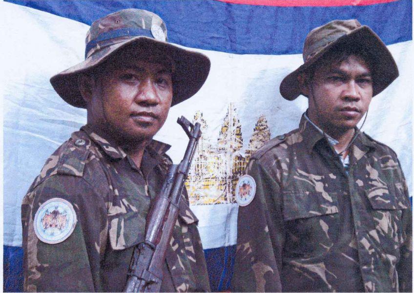 Thái Lan bắt giữ lãnh đạo đối lập Cambodia