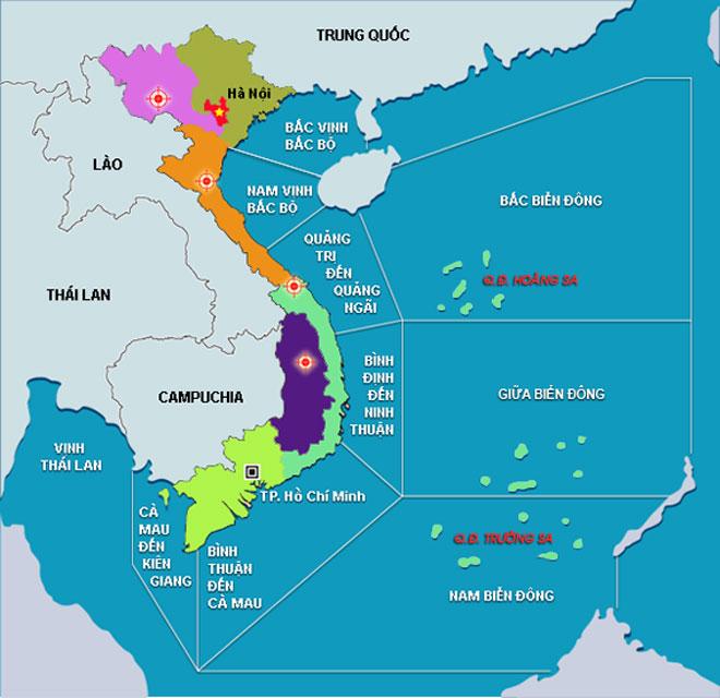 Bang giao Việt-Trung ngoài Vịnh Bắc Bộ (Phạm Trần)