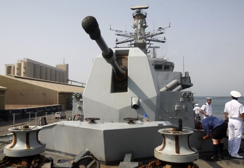 Chiến hạm Anh đến Nhật giám sát việc thực hiện lệnh trừng phạt Bắc Hàn