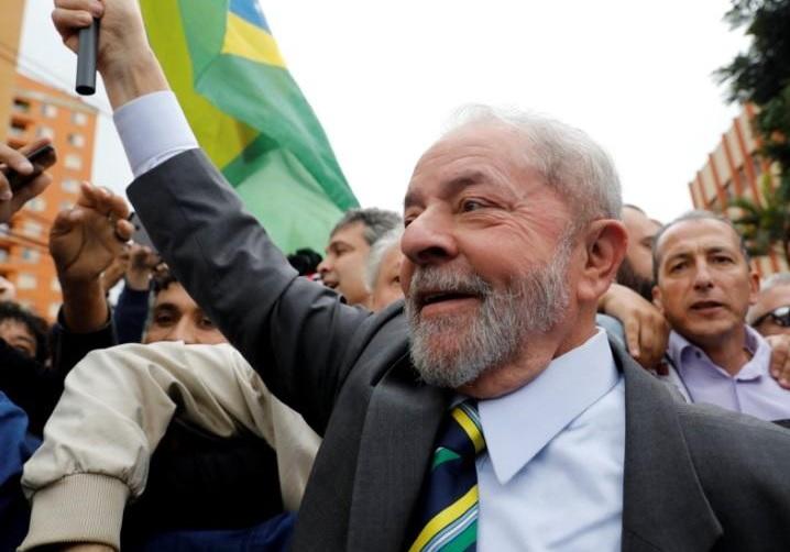 Toà Án Tối Cao Brazil phán quyết bắt giam cựu tổng thống Lula tội tham nhũng