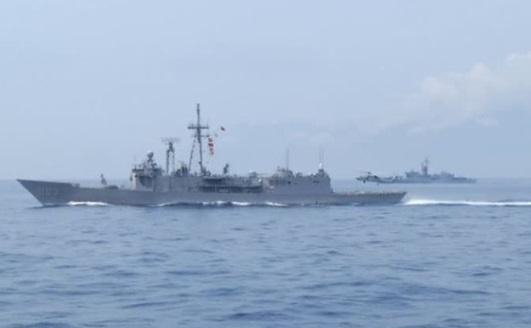 Tổng thống Đài Loan bảo đảm đảo quốc được bảo vệ an toàn trước cuộc tập trận của Trung Cộng