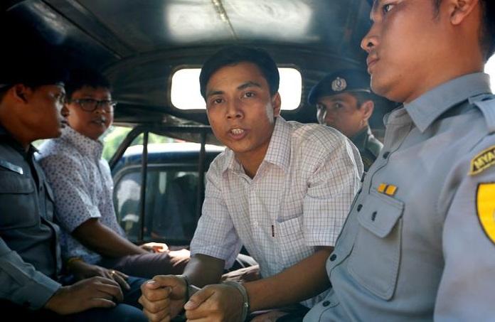 Ký giả Cambodia phỏng vấn phe đối lập xin tị nạn tại Hoa Kỳ