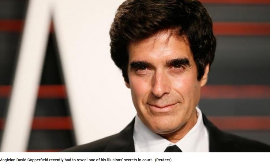 David Copperfield bị buộc phải tiết lộ bí mật ảo thuật tại tòa do bị kiện
