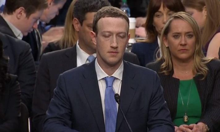 Cổ phiếu Facebook tăng mạnh sau khi Mark Zuckerberg tránh thảo luận về kiểm soát mạng xã hội