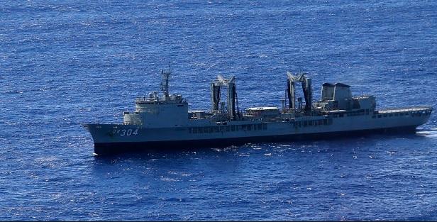 Chiến hạm Trung Cộng và Úc chạm trán tại Biển Đông