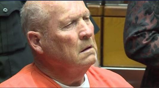 Đã bắt giữ một nghi can mới trong cuộc truy tìm Golden State Killer