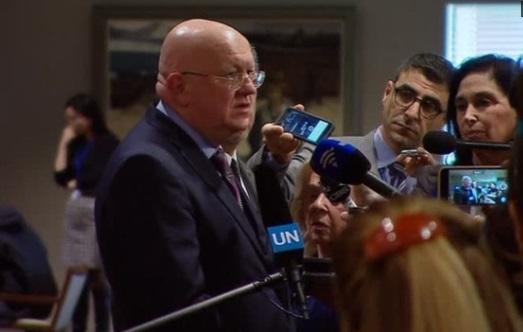 Nga kêu gọi ngăn chận nguy cơ chiến tranh tại Syria