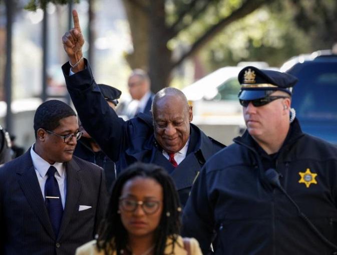 Bill Cosby đối mặt 30 năm tù giam vì tội tấn công tình dục