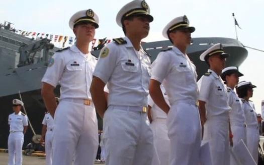 Chiến hạm Đài Loan thả neo ở Nicaragua, gây căng thẳng với Trung Cộng