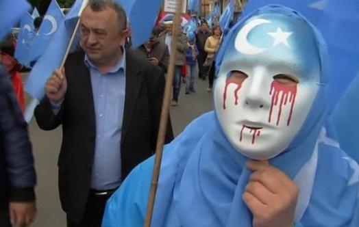 Người Hồi Giáo Duy Ngô Nhĩ Brussels lên án các nhà tù Trung Cộng