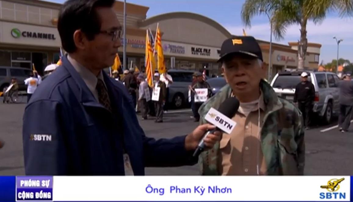 Cộng đồng Người Việt Tự Do tiếp tục biểu tình chống Vietface lần thứ nhì
