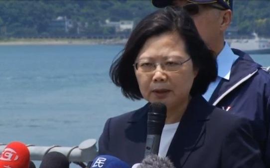 Tổng thống Đài Loan: sẵn sàng gặp mặt chủ tịch Trung Cộng đàm phán hòa bình