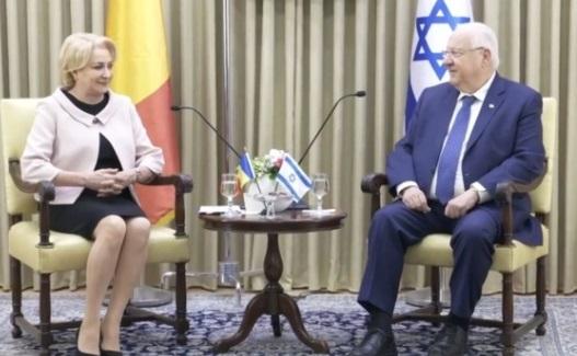 Tổng thống Romania kêu gọi thủ tướng từ chức vì cho phép dời tòa đại sứ tại Israel