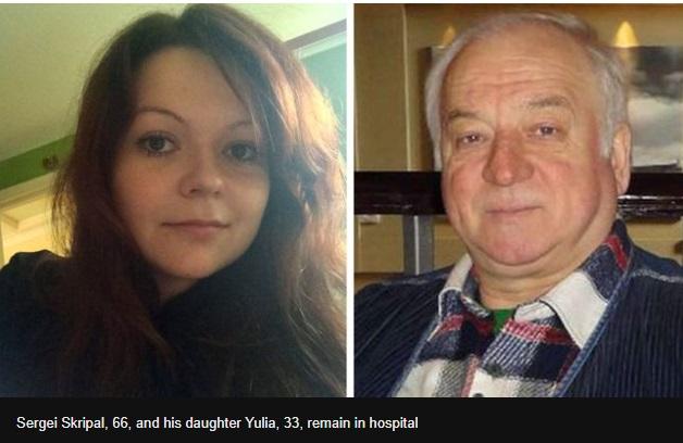 Cựu điệp viên Nga Sergei Skripal đã qua khỏi tình trạng nguy kịch