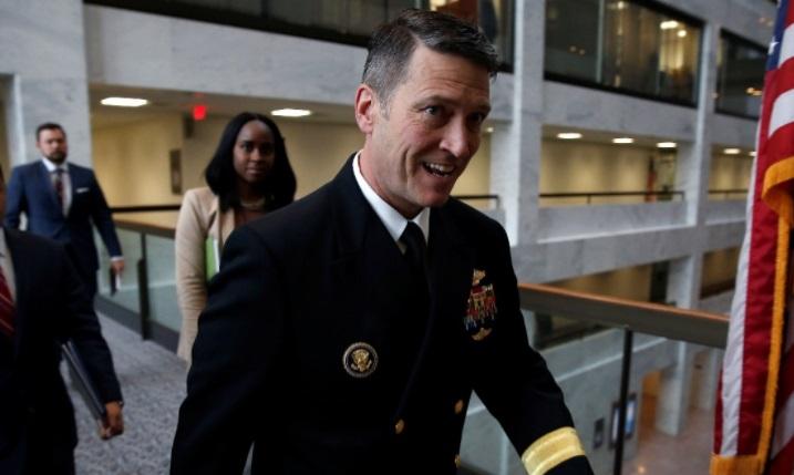 Bác sĩ Tòa Bạch Ốc vẫn chờ được xác nhận cho chức vụ Bộ Trưởng Cựu Chiến Binh