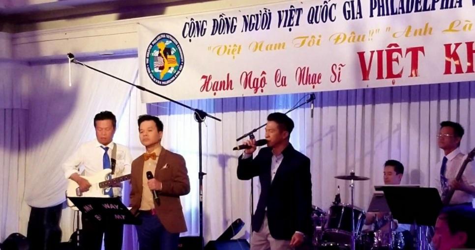 Thư ngỏ của ban tổ chức chương trình Hạnh Ngộ Việt Khang tại Philadelphia
