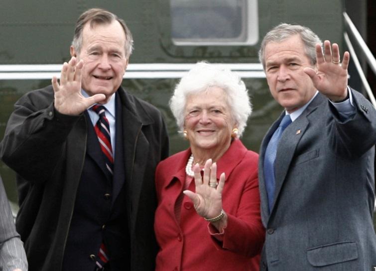 Tang lễ cựu đệ nhất phu nhân Barbara Bush sẽ tổ chức vào Thứ Bảy